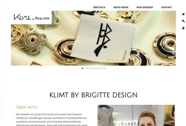 Klimt by Brigitte Design